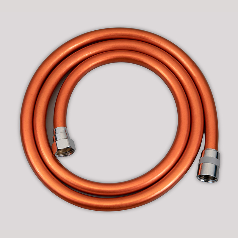 高质量橘色淋浴PVC 管3403