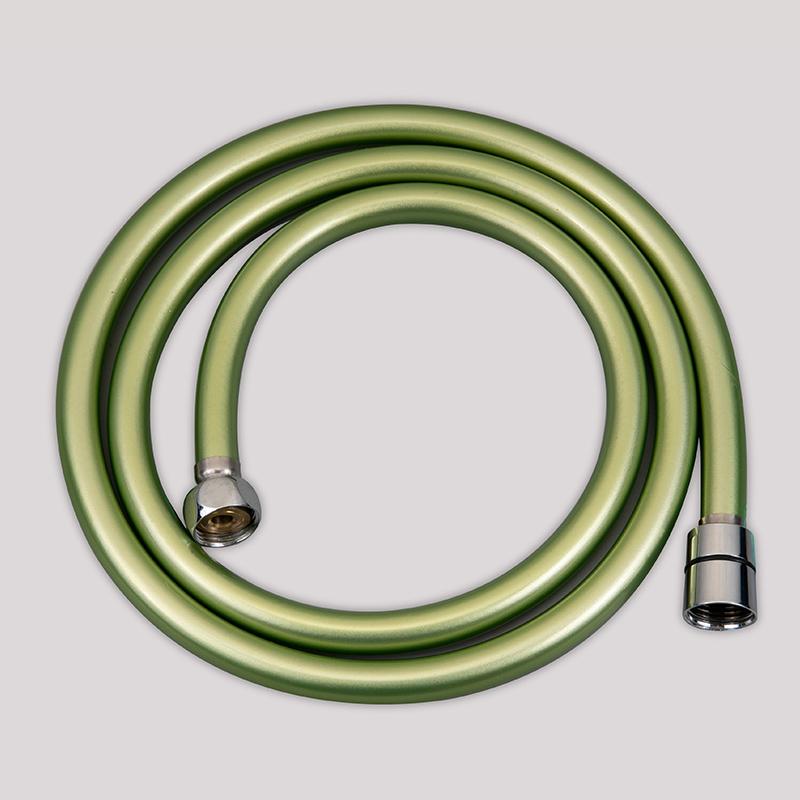 高质量绿色 淋浴PVC 管 3419