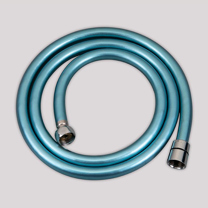 工厂销售蓝色淋浴PVC 管3424